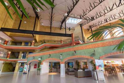 Lobby Hotel Giardino Suítes 2 - Rio Quen