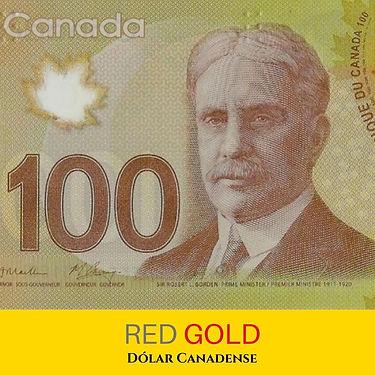 Dólar Canadense - Red Gold Câmbio.jpg