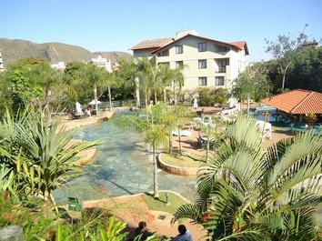 Fachada 2 - Hotel Luupi - Rio Quente Res