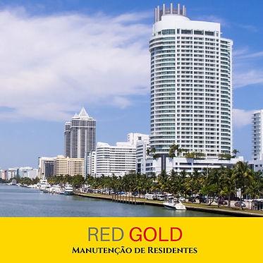 Manutenção de Residentes - Red Gold Câmb