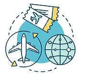 Passagens Aéreas Internacionais em Promoção | Red Gold | Brasília | Agência de Viagens | Voos Baratos