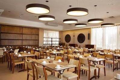 Restaurante da Mata - Hotel Cristal - Ri