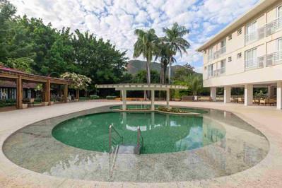 Fachada Hotel Turismo 3 - Rio Quente Res
