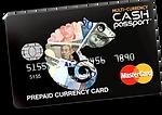 cartão pré pago mastercard multi cash passport, o melhor cartão pre pago comercilizado em brasília é vendido pela Red Gold Câmbio