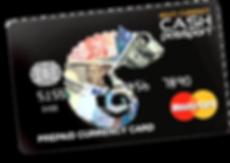cartão pre pago mastercard cash passport com a melhor cotação de dólar e euros em Brasília hoje é na Red Gold Câmbio