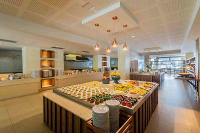 Restaurante Hotel Turismo 2 - Rio Quente