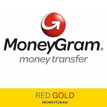 MoneyGram Remessa Expressa 2 - Red Gold