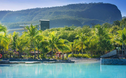 Praia do Cerrado 3 - Rio Quente Resorts