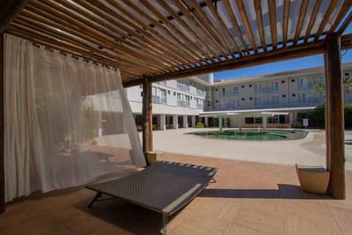 Fachada Hotel Turismo - Rio Quente Resor