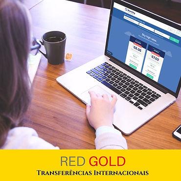 Transferências Internacionais 2 - Red Go