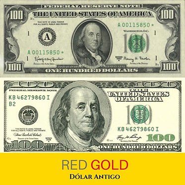 Compra de Cédulas Antigas de Dólar Carin