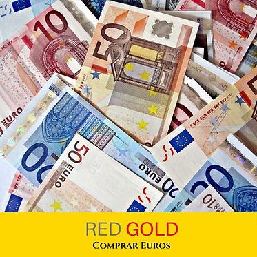 Compra do Euro Hoje  - Red Gold Câmbio.j