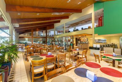 Restaurante - Hotel Luupi - Rio Quente R