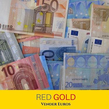 Venda do Euro Hoje  - Red Gold Câmbio.jp
