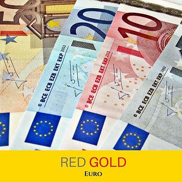 Valor do Euro Turismo 2 - Red Gold Câmbi