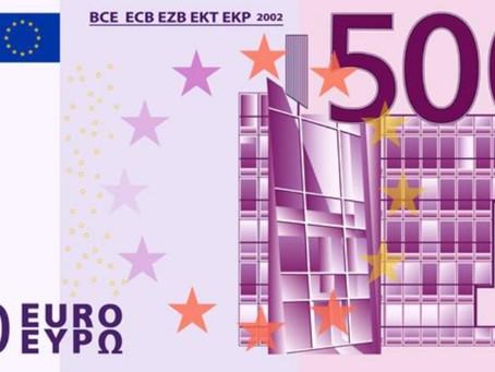 Como Vender Cédulas Antigas de 200 ou 500 euros, ou cédulas atuais de 200 euros? (Cotação Hoje)
