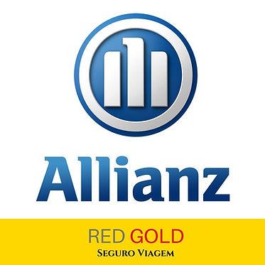 Seguro Viagem Internacional 2 - Red Gold