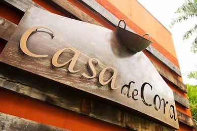 Casa de Cora - Hotel Pousada - Rio Quent