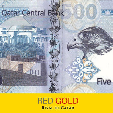Riyal de Catar - Red Gold Câmbio.jpg