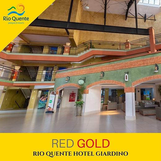 Rio Quente Hotel Giardino