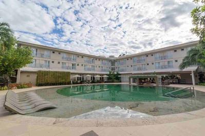 Fachada Hotel Turismo 10 - Rio Quente Re