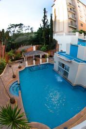 Piscina Hotel Giardino Suítes - Rio Quen