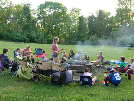 Hopewell Valley Camping Weekend