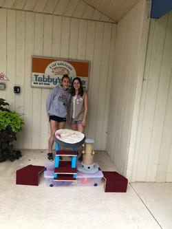 Amanda Long & Quinn Merzena Silver