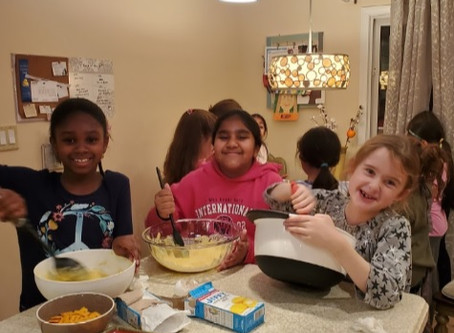 100 Pans of Cornbread Donated to TASK