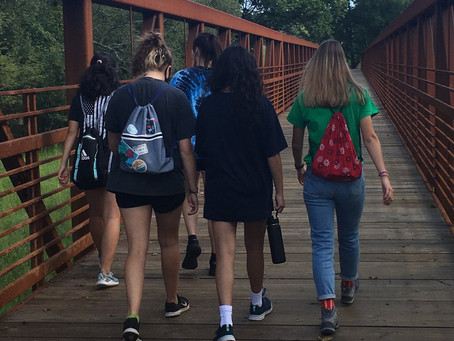 Seniors Bridge to Ambassadors