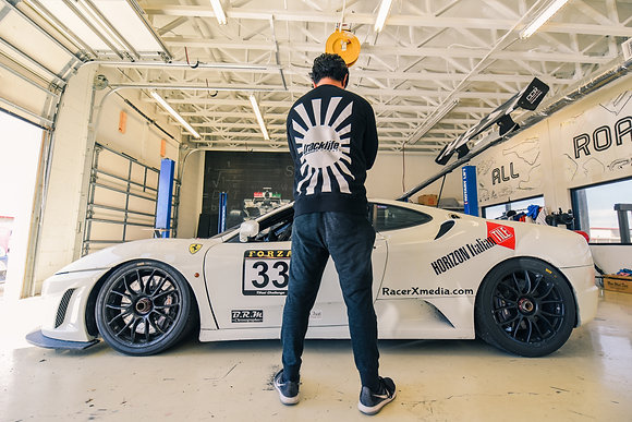 Tracklife Katakana Rising Sun Sweatshirt