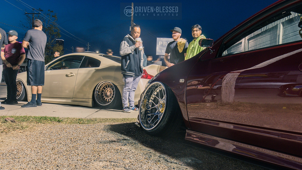 camber, 3pc wheels, slammed, flushed, fitment, mayday garage, wekfest