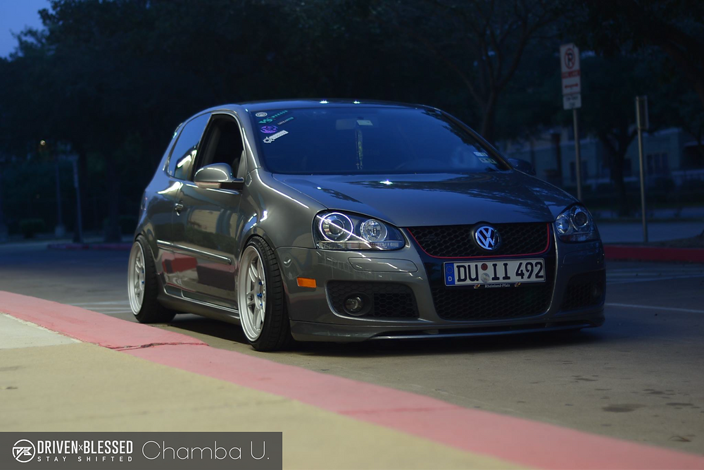 tracklife, GOLF GTI stanced