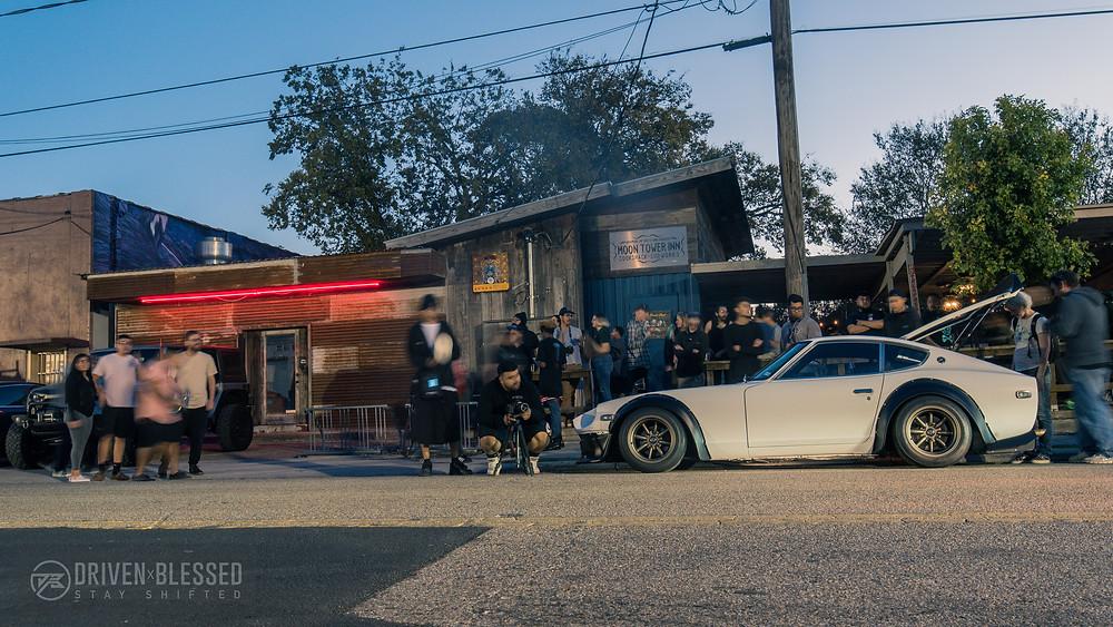 datsun, 240z , s30, classic, carmeet, stanced,premeet, wekfest, mayday garage