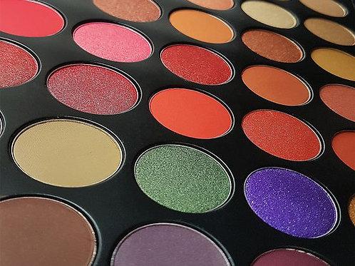 The Maya Palette V Lace Cosmetics