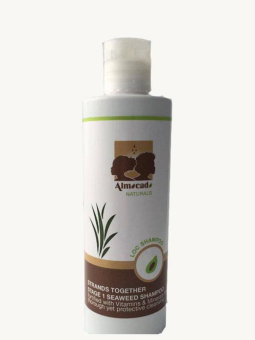 Stage 1 - Seaweed Shampoo (Original) 8oz