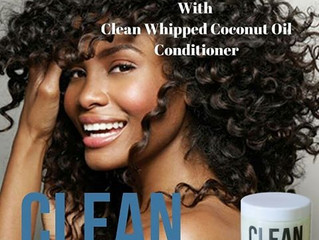 In The Spotlight: CLEAN Handmade Whipped Coconut Oil Conditioner
