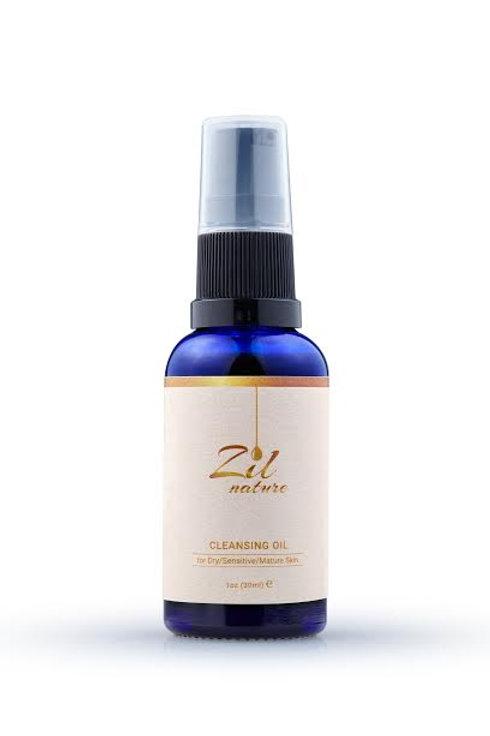Zilnature Cleansing Oil - Dry/Sensitive/Mature Skin