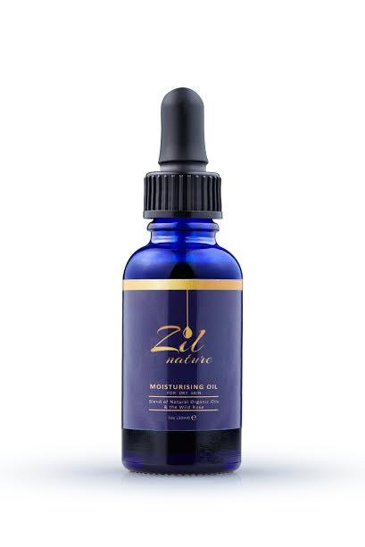 Zil Nature Moisturising Oil for Dry Skin