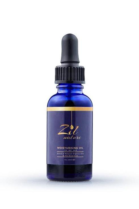 Zilnature Moisturising Facial Oil - Dry Skin