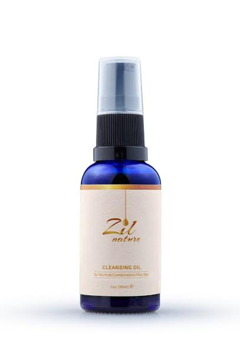 Zilnature Cleansing Oil - Normal/Combination/Oily Skin