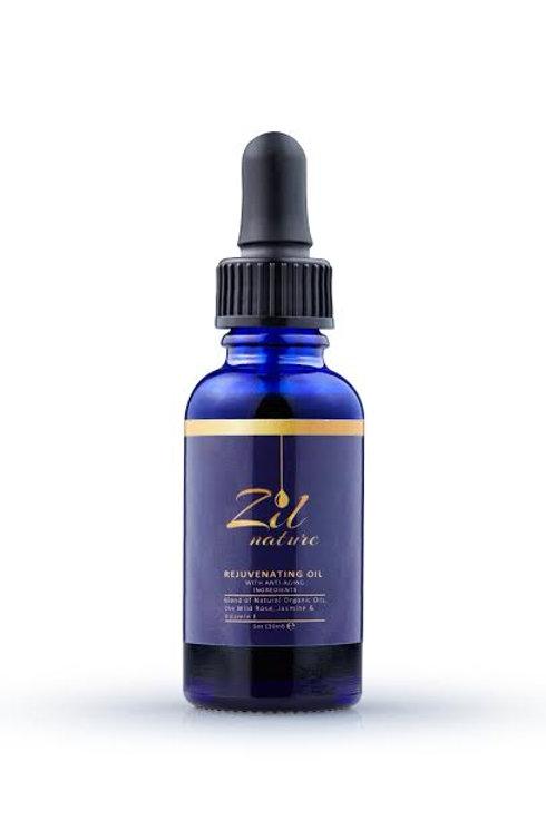 Zilnature Rejuvenating Facial Oil