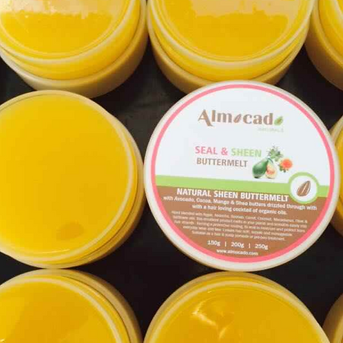 Almocado Seal & Shine Buttermelt