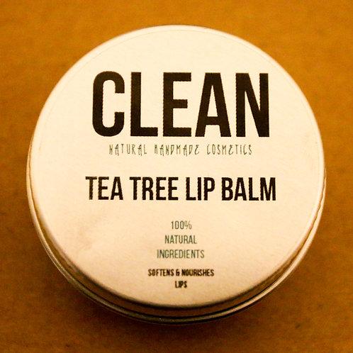 Clean Tea Tree Lip Balm