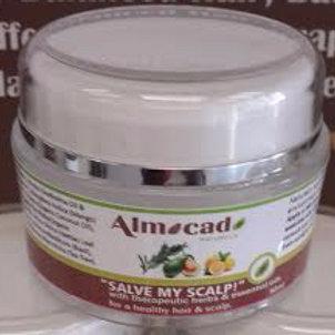 Almocado Naturals Salve My Scalp