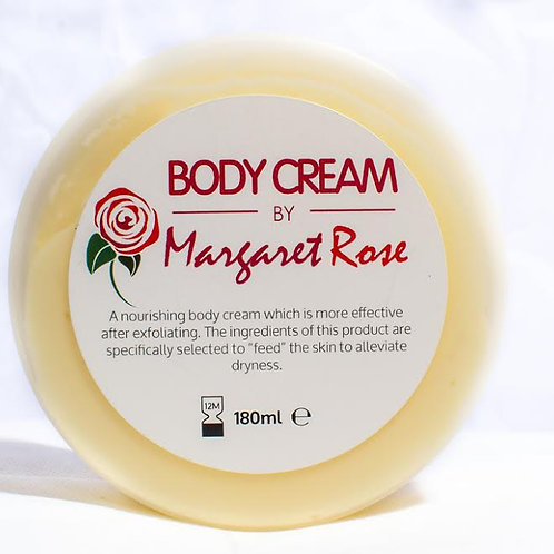 Margaret Rose Body Cream