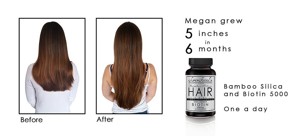 Megan Before & After