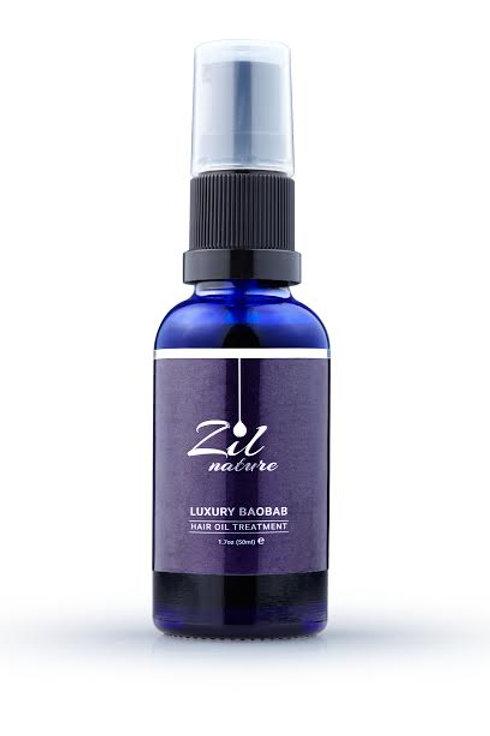 Zilnature Luxury Baobab Hair Oil Treatment