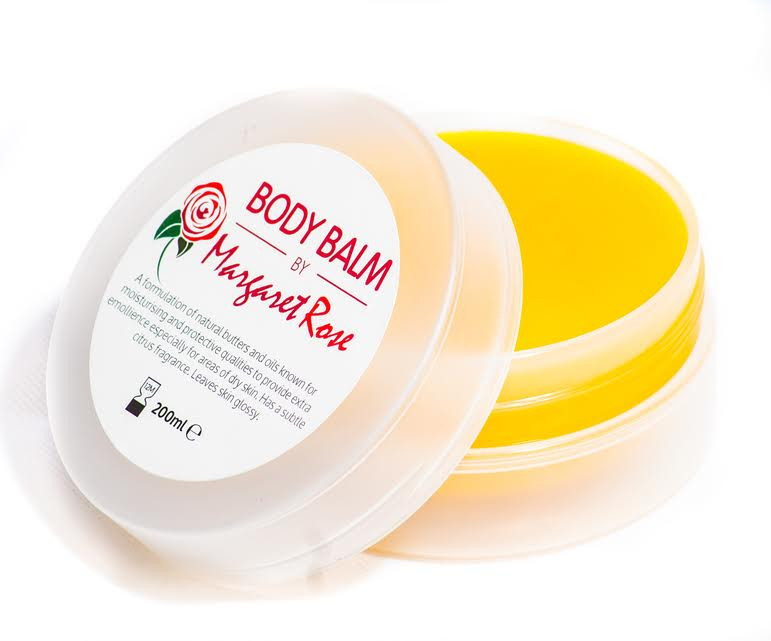 Margaret Rose Body Balm