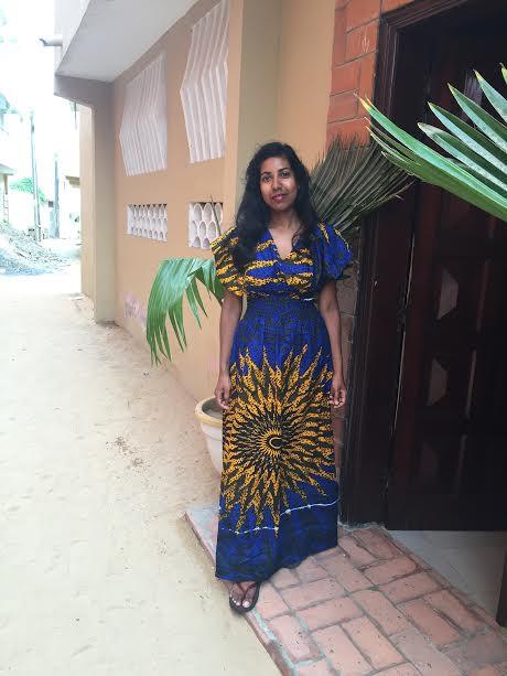 Nafiisah Mamode Ally